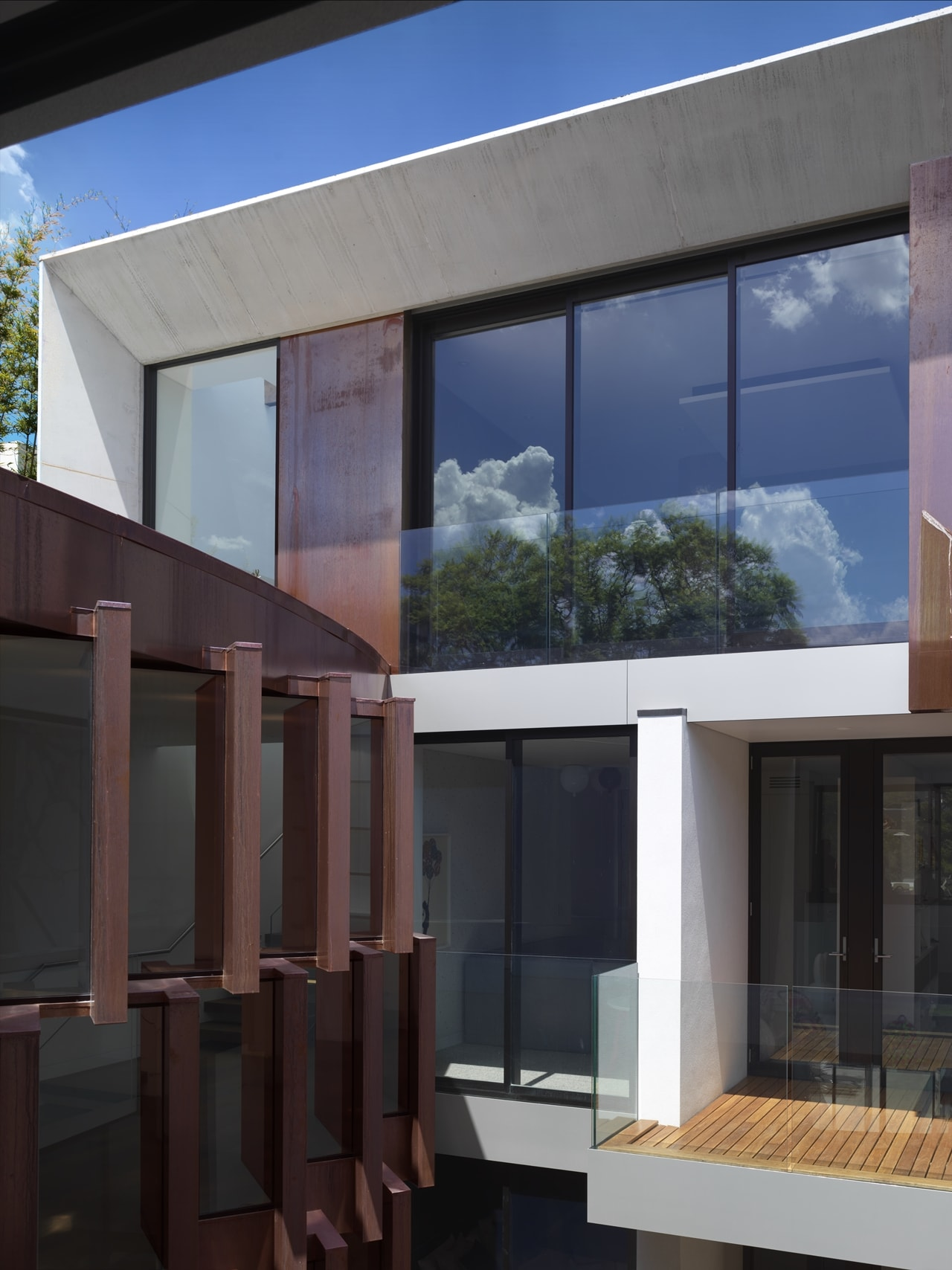 This House Design On Sloped Land Highlights All Benefits of Hillside Homes  Architecture Beast