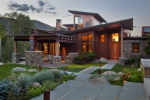 Japanese Style Modern House Design