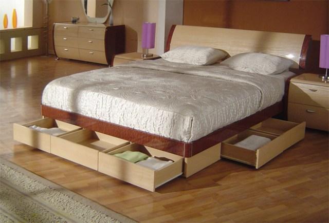 Amazing King Size Platform Beds with Storage Drawers 650 x 442 · 117 ...