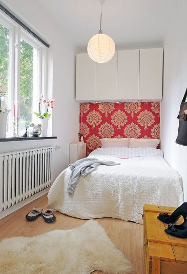 Bedroom decor storage ideas for dining room within small bedroom decor