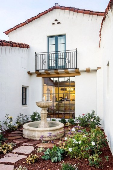 Custom Made Window And Balcony For The Mediterranean Home