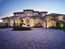 Luxury Mediterranean House Plans Home Designs Exterior