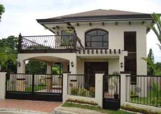 Inspiring House With Balcony Design Ideas That Look So Amazing And Beautiful