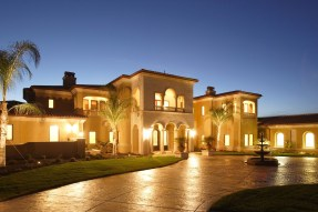 Mediterranean Style Homes And Spanish On New Mediterranean Homes Design