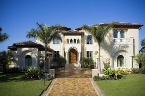 Mediterranean Style Homes Design Ideas