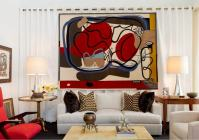 Wall Paintings Abstract For Living Room Ideas