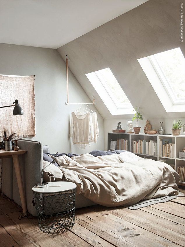 Anthropology Bedroom - Natural Lighting
