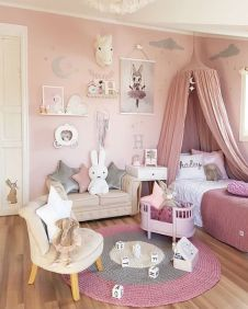 Creative Children's Room Design Ideas And Unique (33)
