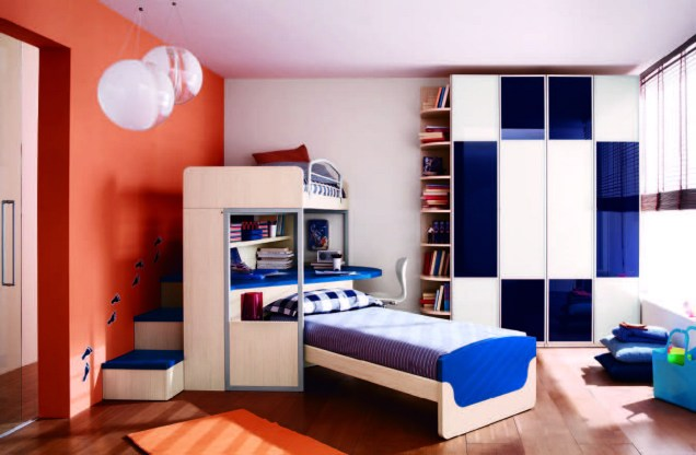 Creative Children's Rooms Design Ideas And Unique (112)