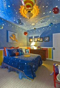 Creative Children's Rooms Design Ideas And Unique (28)