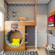 Creative Children's Rooms Design Ideas And Unique (38)