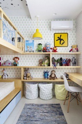 Creative Children's Rooms Design Ideas And Unique (62)