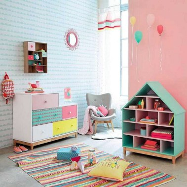 Creative Children's Rooms Design Ideas And Unique (75)
