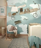 Creative Children's Rooms Design Ideas And Unique (98)