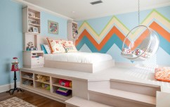 Dream Children's Room Pastel Color
