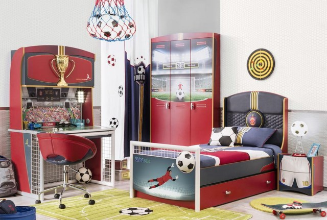 Dream Children's Room Soccer Football Customize With Hobby