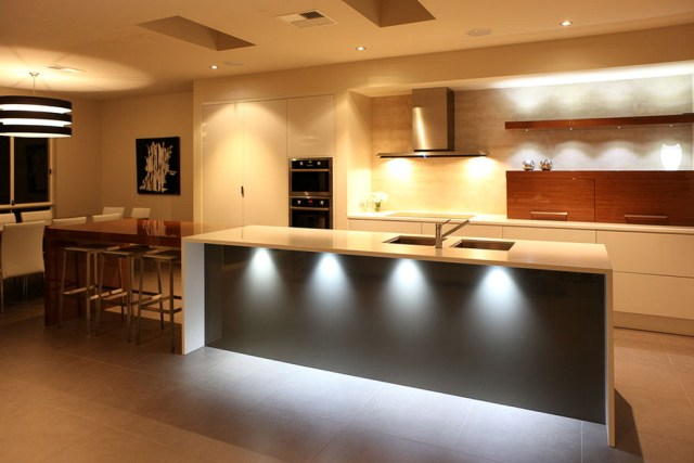 Kitchen Lighting Ideas Lighting With Spotlight