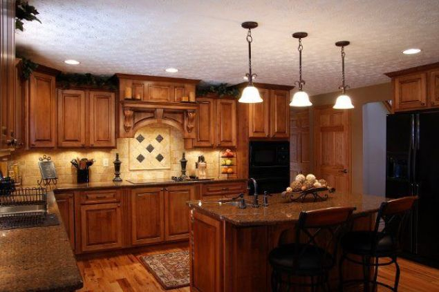 Local Lighting for Kitchen