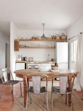 A Natural Dining Room Style Summer Home