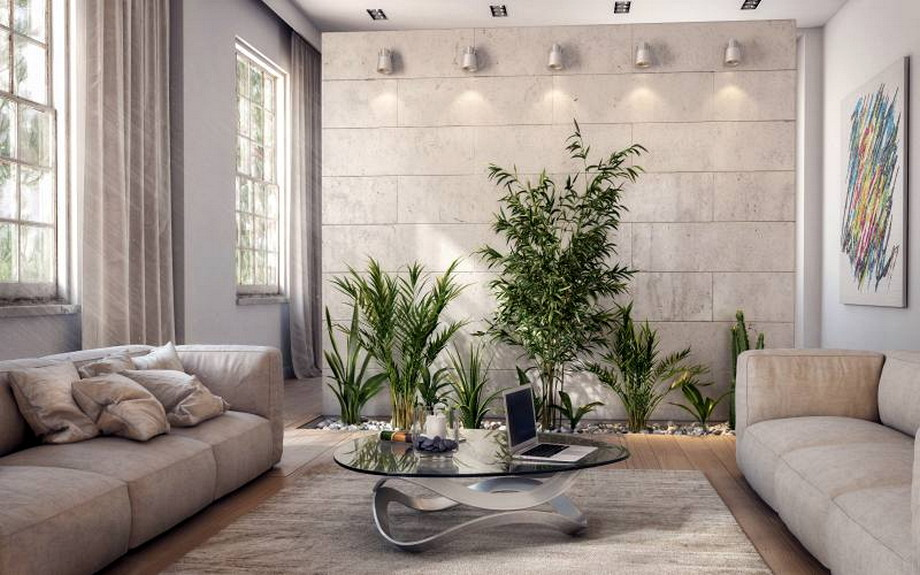 11 Ideas for Natural Style Home | ArchitectureIn