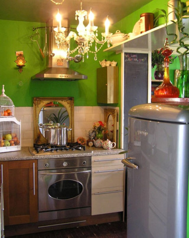 Beautiful Kitchen Ideas For Small Spaces Color Combinations