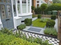Beautiful Small Front Yard Garden Design Ideas