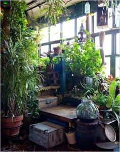 Beautiful And Charming Indoor Garden Designs Ideas (40)
