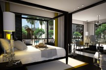 Bedroom For Modern Urban Style Home Decor Black White Bedroom Design Ideas