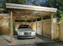 Brilliant Wood Carport Construction