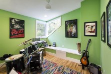 Color And Character Private Music Studio At Home