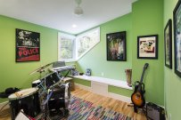 Color and Character for Private Music Studio at Home