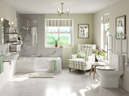 Designing Safe And Accessible Bathrooms For Seniors