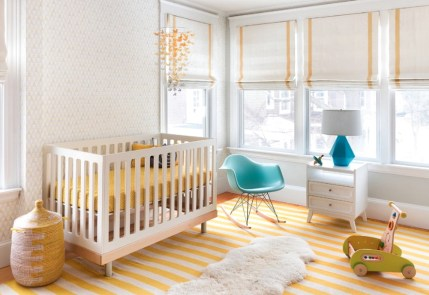 Fresh And Modern Furniture For Baby Room Design Ideas