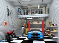 Garage Design Minimalist