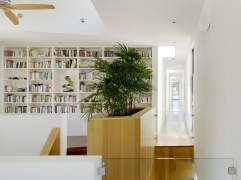 Garden Right On Top Ladder For Beautiful And Charming Indoor Garden Designs