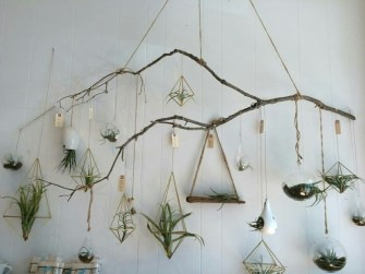 Hanging Garden For Beautiful And Charming Indoor Garden Designs