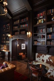 Home Library Design Ideas (16)