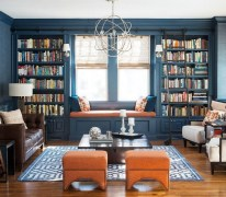Home Library Design Ideas (17)