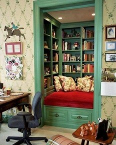 Home Library Design Ideas (2)