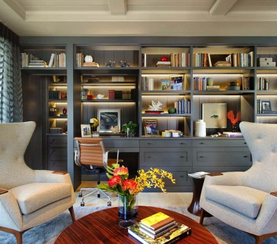 Home Library Design Ideas (24)