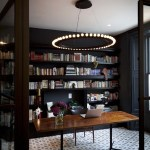 Home Library Design Ideas (25)