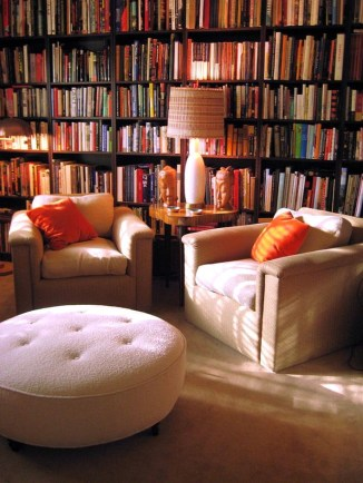 Home Library Design Ideas (27)