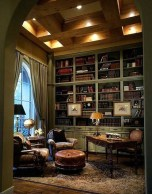 Home Library Design Ideas (33)