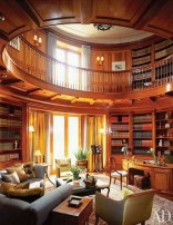 Home Library Design Ideas (41)