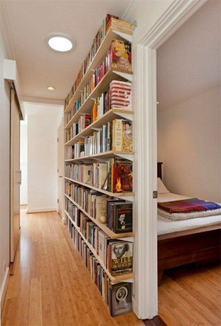 Home Library Design Ideas (50)
