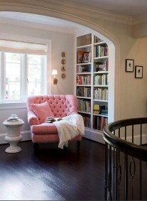 Home Library Design Ideas (61)