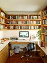 Home Library Design Ideas (7)