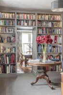 Home Library Design Ideas (71)