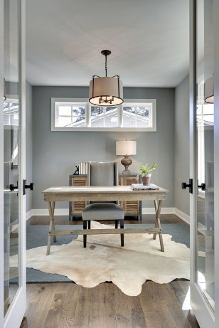 Modern And Chic Ideas For Your Home Office Source Pinterest.com