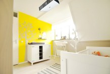 Natural Yelow Baby Rooms Colors Ideas